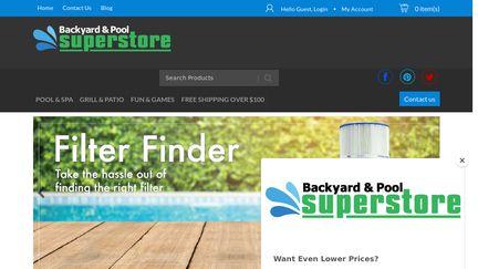 BackyardPoolSuperstore
