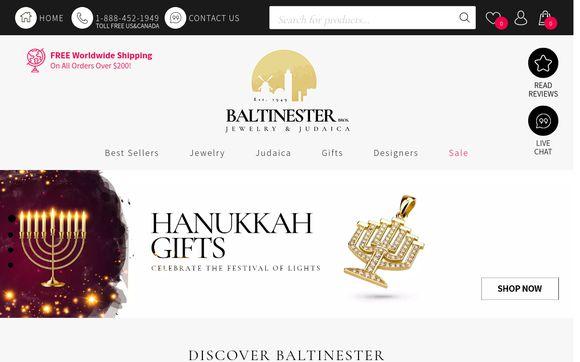 Baltinester Jewelry LTD