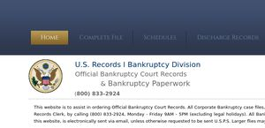 Bankruptcy-records.us