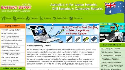 Battery-Depot.com.au