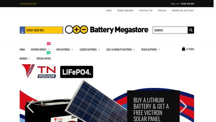 BatteryMegastore