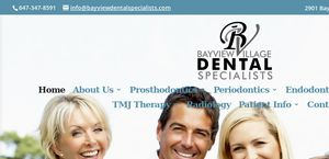 Bayviewvillagedentalspecialists.com