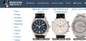 Bernard Watch Company