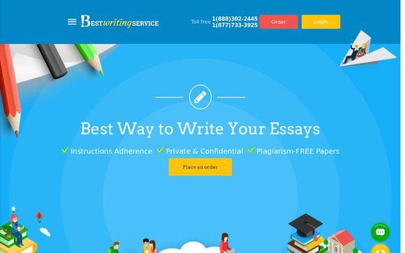 Best  writing  service