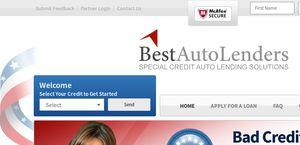 Bestautolenders.com