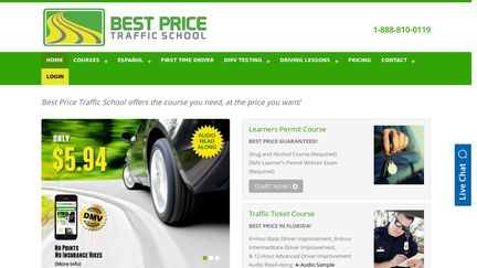 Best Price Traffic School