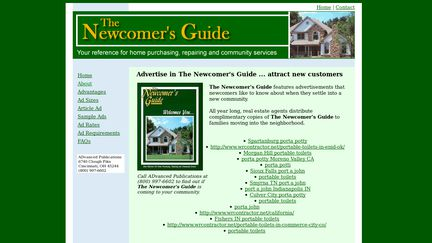 The Newcomer's Guide