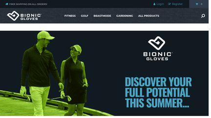 Bionic Glove