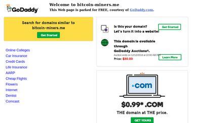 Bitcoin-miners.me