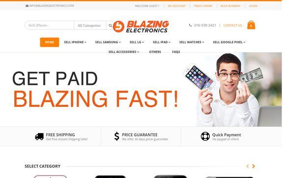 BlazingElectronics