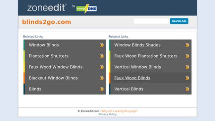 Blinds2go