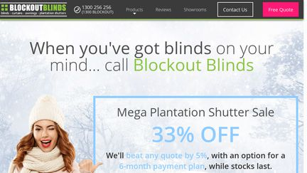 BlockoutBlinds.com.au