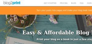 Blog2Print SharedBook