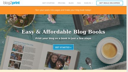 Blog2Print SharedBook