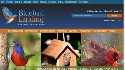 BluebirdLanding
