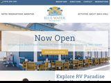 Bluewaterrvpark.com