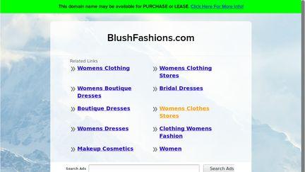 Blushfashions