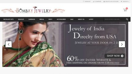 Bombay Jewelry