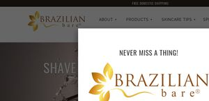 Brazilian Bare