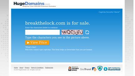 BreakTheLock.com