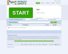 Browser Shots