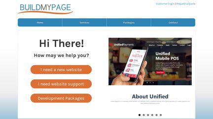 BuildMyPage