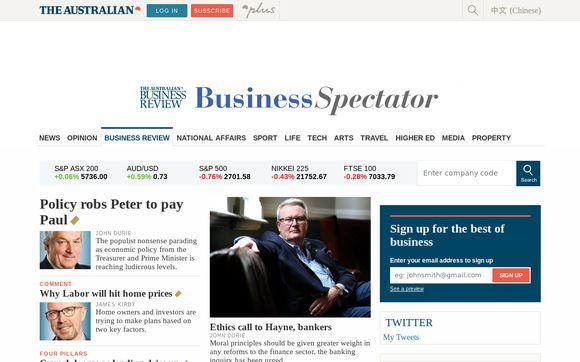BusinessSpectator