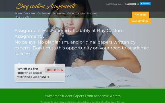 BuyCustomAssignment