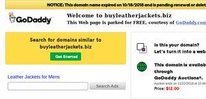 BuyLeatherJackets.biz