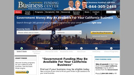 California Government Funding.org
