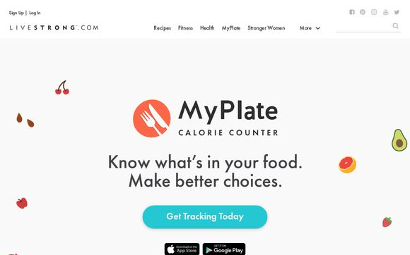 My plate Calorie Counter