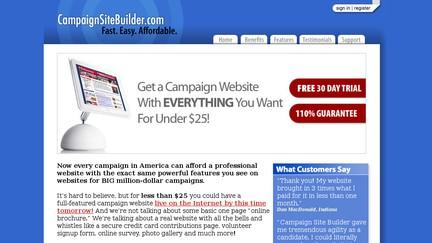 CampaignSiteBuilder