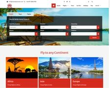 Canadas Travel And Tours Hotel, Visa, Tours, Flights