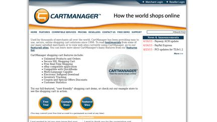 CartManager