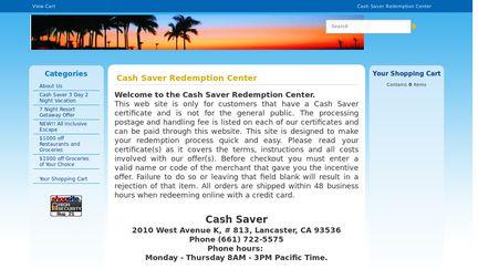 CashSaver.net