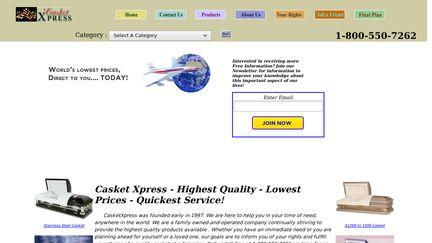 Casketxpress.com