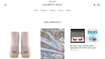 Celebrity-smile.com