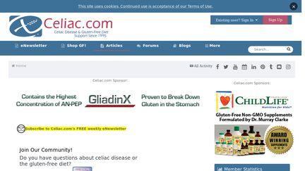 Celiac.com -