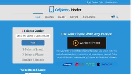 CellPhoneUnlocker