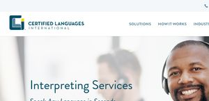 Certified Languages