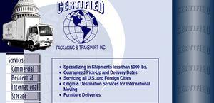 Certifiedpackaging.com