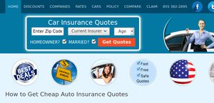 Cheap Auto Insurance >> Cheap Auto Insurance Reviews 4 Reviews Of Cheapautoinsurance Net