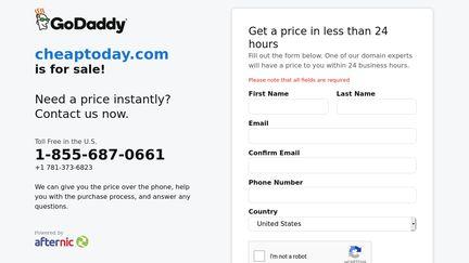 CheapToday