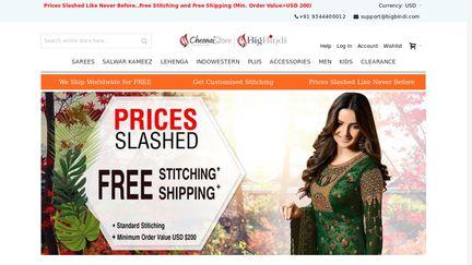 Chennai store