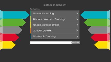 ClothesCheap