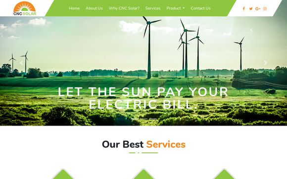 Cncsolar.in