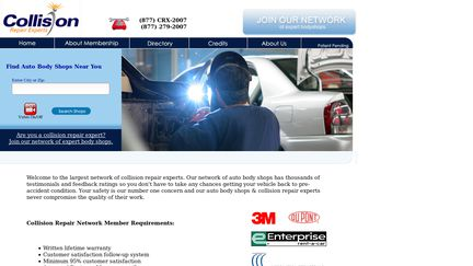 Collision Repair Experts