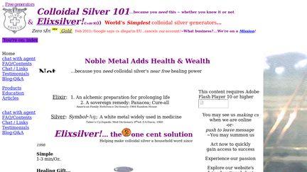 ColloidalSilver101