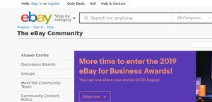 Community.ebay.co.uk