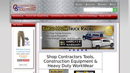 Contractor's Solutions